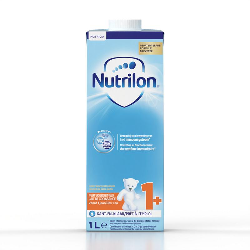 Nutrilon Peuter Groeimelk 1+ 1L