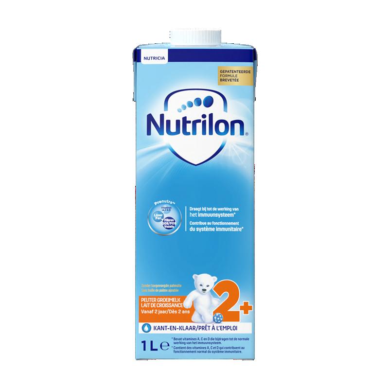 Nutrilon Peuter Groeimelk 2+ 1L