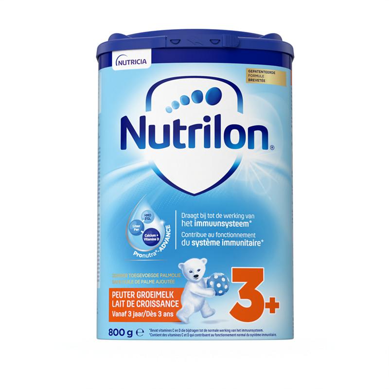 Nutrilon Peuter Groeimelk 3+