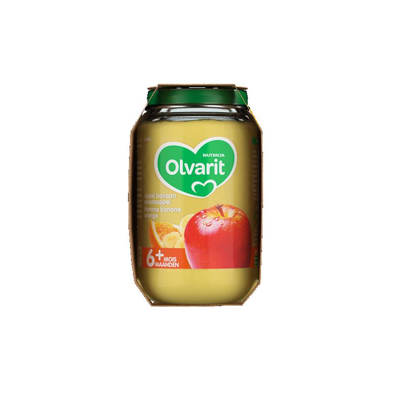 Olvarit Appel Banaan Sinaasappel