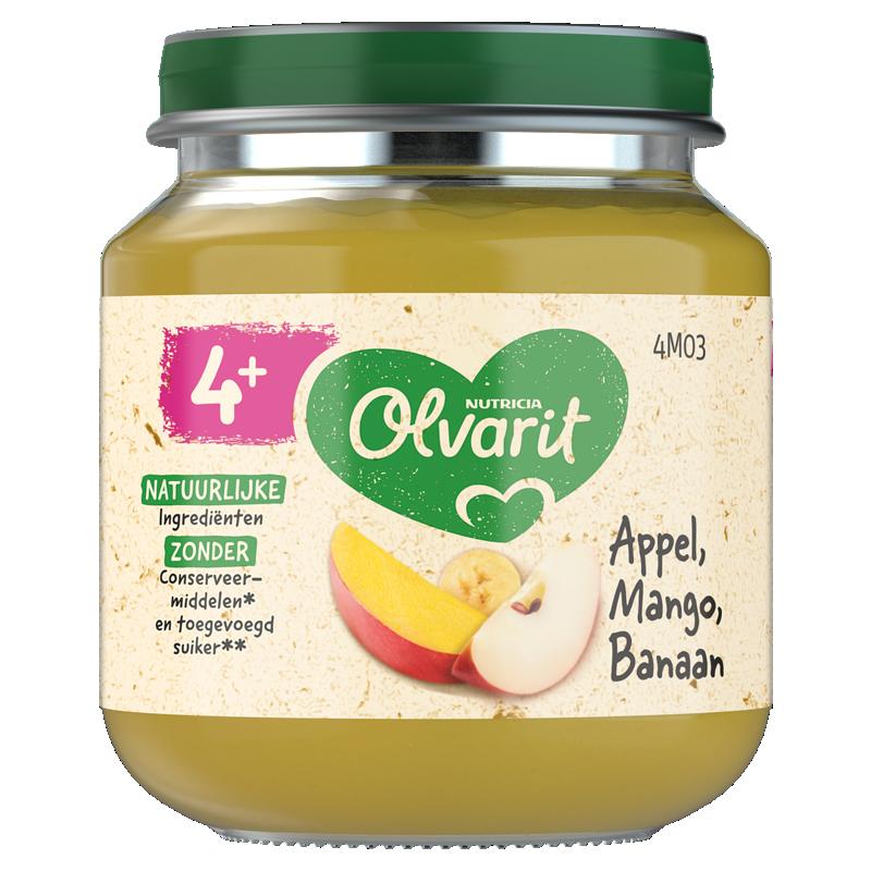 Olvarit Appel Mango Banaan