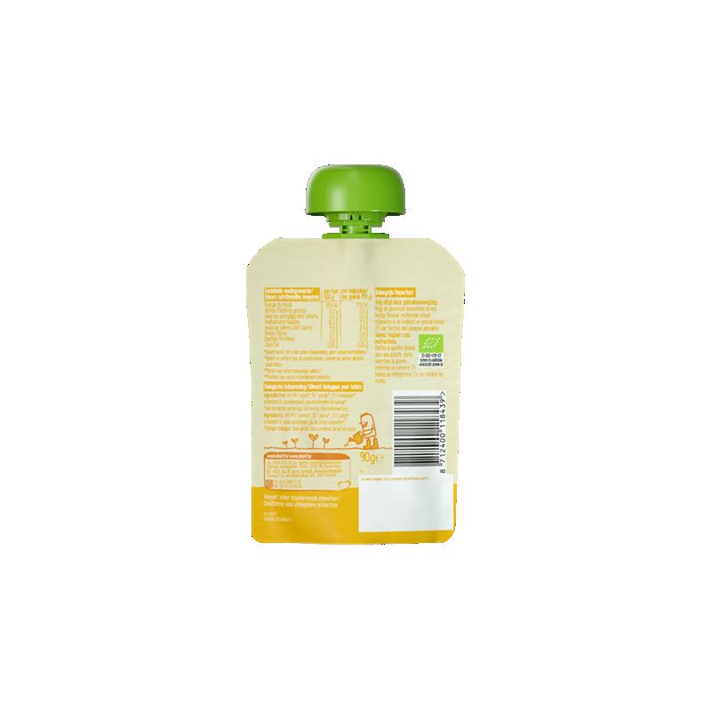 Olvarit Bio Appel, perzik, kweepeer