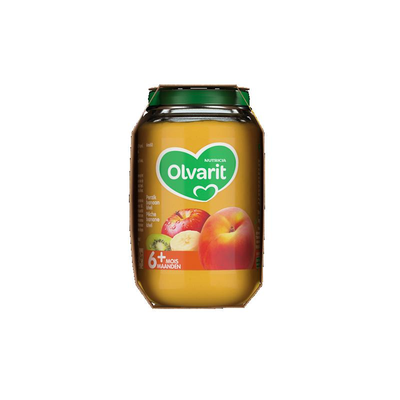 Olvarit Pêche pomme kiwi