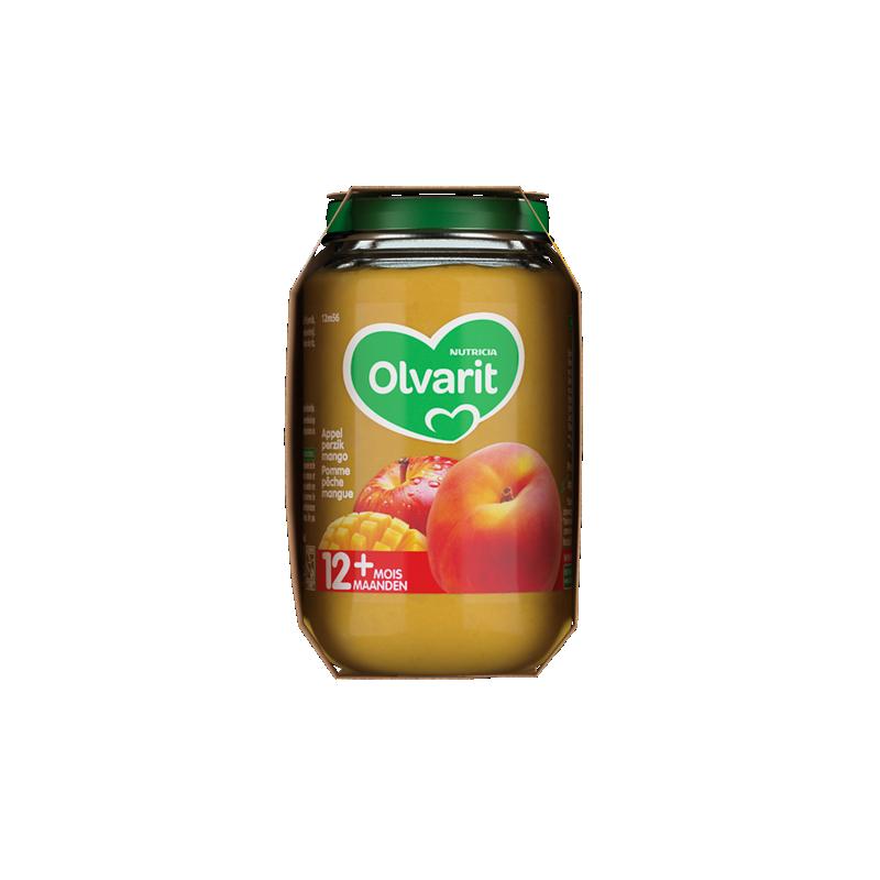 Olvarit Pomme pêche mangue