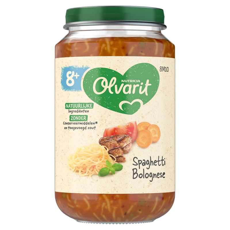 Olvarit Spaghetti Bolognese