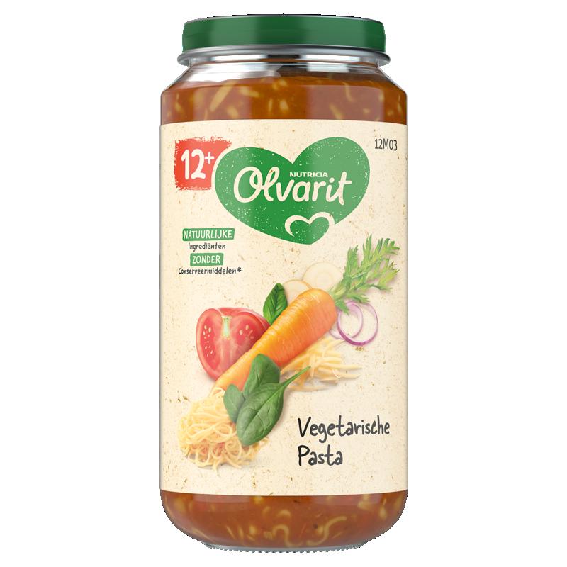 Olvarit Vegetarische pasta