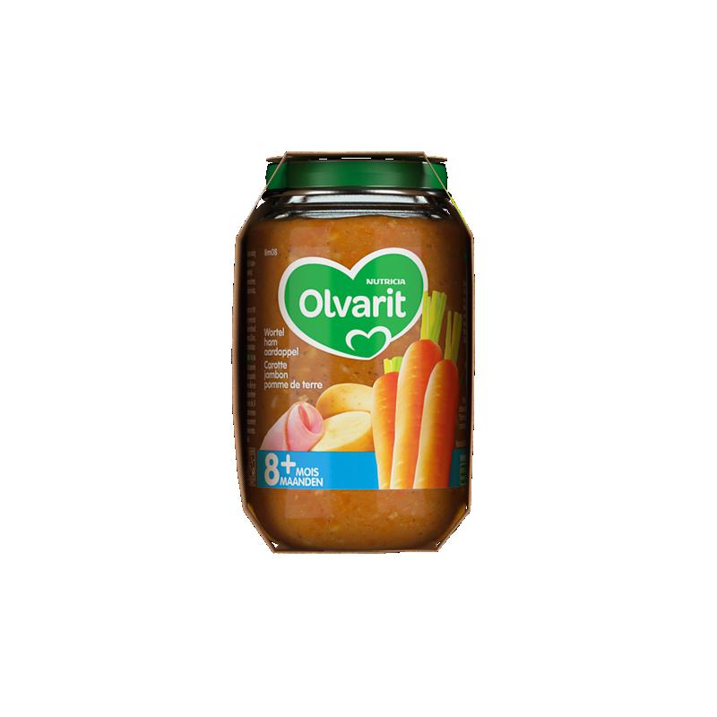 Olvarit Wortel Ham Aardappel
